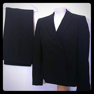 Ann Taylor Ladies pants suit set office blazer